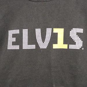 ELVIS PRESLEY #1 Hits Harrah's Shirt Lennon XL